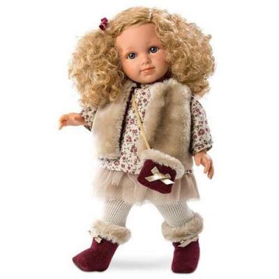 Кукла Llorens Елена 35 см 53517 кукла llorens елена l 53515 35 см