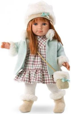 Кукла Llorens Елена 35 см 53518 кукла llorens елена l 53515 35 см