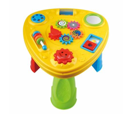 Активный игровой центр-стол развивающий центр playgo для самых маленьких