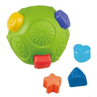 Развивающая игрушка Мяч-сортер воблер tsuribito deep diver minnow sp цвет болотный салатовый 091 длина 60 мм вес 5 3 г