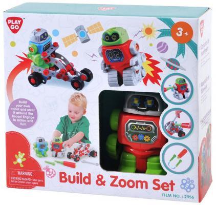 Игровой набор Собери робота наборы для поделок лавка чудес набор собери и раскрась робота