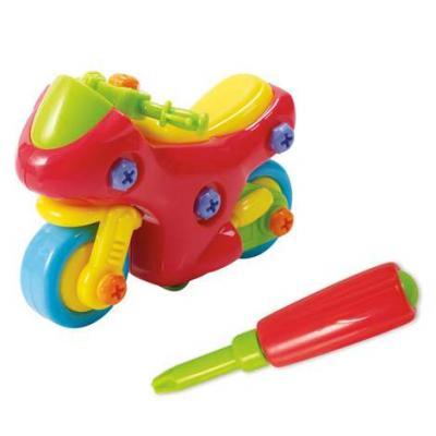Игровой набор PLAYGO Юный механик с мотоциклом playgo набор парикмахера playgo