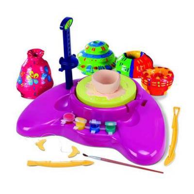 Игровой набор PLAYGO Гончарный набор playgo набор парикмахера playgo