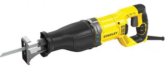 Пила сабельная STANLEY SPT900-RU 900Вт 0-3200 ход/мин ход 28мм бесключевая фиксация пилки 3.2кг цены