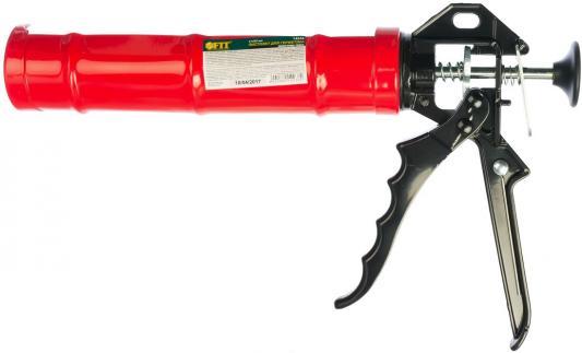 """Пистолет для герметика FIT 14236 """"Профи"""", 9"""", полуоткрытый"""