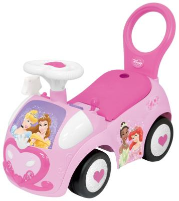 Каталка-машинка Kiddieland Волшебная Принцесса розовый от 18 месяцев пластик KID 043935veg каталка kiddieland танцующая принцесса