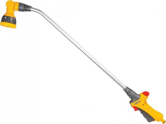 Распылитель HOZELOCK 2697 Lance Spray Plus 90 на штанге, Регулируемый на 180 гр. угол головки опрыскиватель hozelock plus 7л