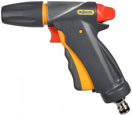 Пистолет-распылитель HOZELOCK 2696 Ultramax Jet Spray блокировка курка, 3 режима полива
