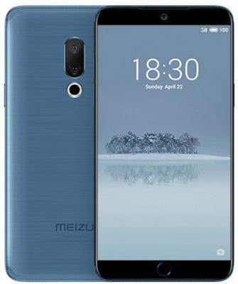 цена Смартфон Meizu 15 64 Гб синий