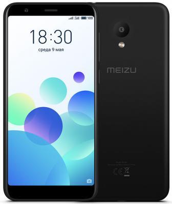 Смартфон Meizu M8с 16 Гб черный смартфон