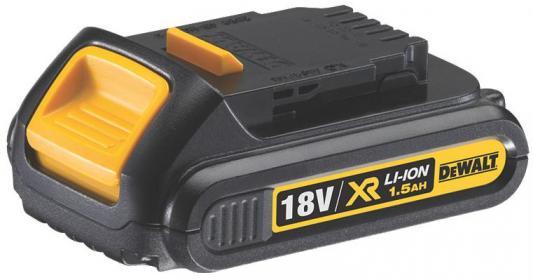 Аккумулятор DeWALT DCB181 18.0В 1.5Ач LiION