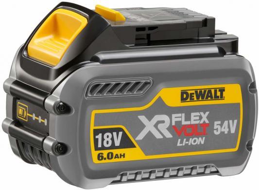 Аккумулятор DEWALT DCB546-XJ 18В 6Ач li-ion flexvolt аккумулятор dewalt dcb184 xj