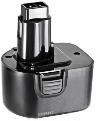 Аккумулятор для DeWALT Ni-Cd DE9072, DE9075, DE9086, DE9274, DE9501, TB9072B.19C, DE9501, DWCB12