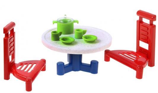 Игровой набор ФОРМА Набор мебели Дачный КР игровой набор simba игровой набор дачный участок