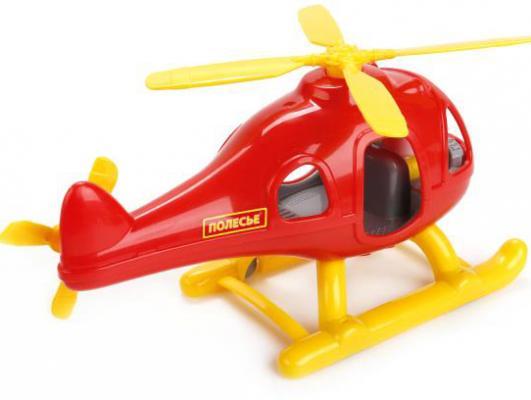 Вертолет Полесье 67654 разноцветный 20 шт полесье конструктор юный путешественник вертолет
