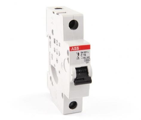 Автомат ABB SH201L C32 1-полюсной new for ebmpapst 6314hr 17251 dc24v abb frequency converter cooling fan