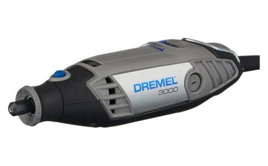 Дрель (мини) DREMEL 3000-15 (JL)  130Вт 0.8-3.2мм 10000-33000об/мин в мягком кейсе + насадки 15шт.