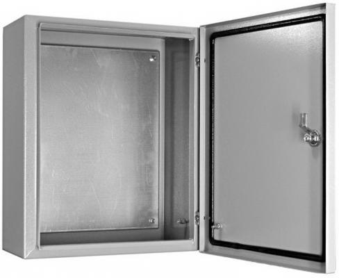 Щит RUCELF ЩМП-01 IP54 с монтажной панелью 400х220х155мм колодка tdm sq1806 0103