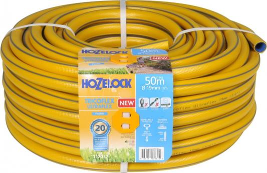 цена на Шланг HOZELOCK 117037 TRICOFLEX ULTRAFLEX 50м 3/4 пвх