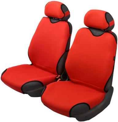 Чехол на сиденье SENATOR Sprint передний Red универсальный 4пр микрофибра полиэстер