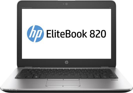 Ноутбук HP EliteBook 820 G3 (Y3B66EA) ультрабук hp elitebook 820 g3 t9x40ea t9x40ea