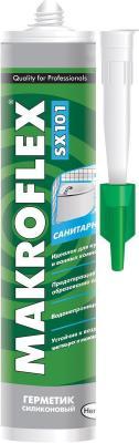 Герметик силиконовый MAKROFLEX SX101 белый (0.29л)