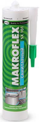 Герметик силиконовый MAKROFLEX SX101 бесцветный (0.29л)