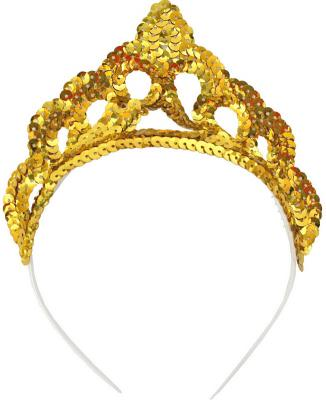 Фото - Ободок Winter Wings Корона ободок карнавальный корона