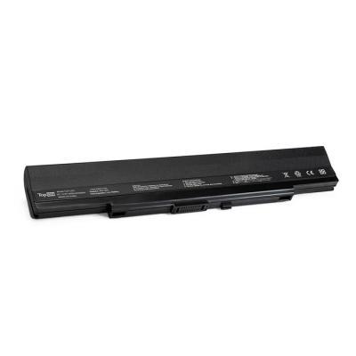 Аккумулятор для ноутбука Asus UL30, UL50, UL80, U30, U35, U45, U52, U53 Series 4400мАч 14.8V TopON TOP-U53 yuxi ac dc power jack connector plug socket for asus a52 a53 k52 k53 u52 x52 x54 x54c u52f series 2 5mm pin