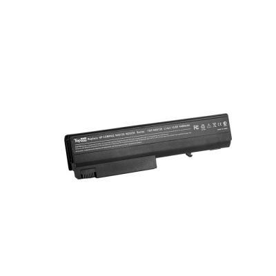 Аккумулятор для ноутбука HP Compaq nc6100, nc6300, nc6400, 6910, nx6105, nx6300 Series 4400мАч 11.1V TopON TOP-NX6120 крепление для жк дисплея ноутбука hkyrd 15 4 hp compaq nx7300 nx7400 f0925 t15