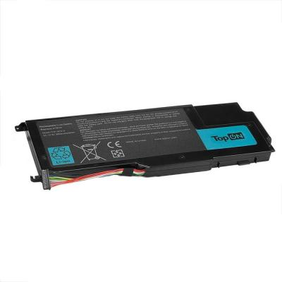 Аккумулятор для ноутбука Dell XPS 14Z, 15Z, L412Z, L511X, L511Z Series 3800мАч 14.8V TopON TOP-XPS14 цена
