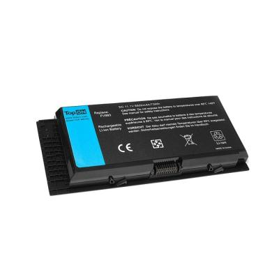 Аккумулятор для ноутбука Dell Precision M6700, M4700, M6600, M4600 Series 6600мАч 11.1V TopON TOP-M6700 аксессуар topon st fk 1w наклейка на клавиатуру для ноутбука