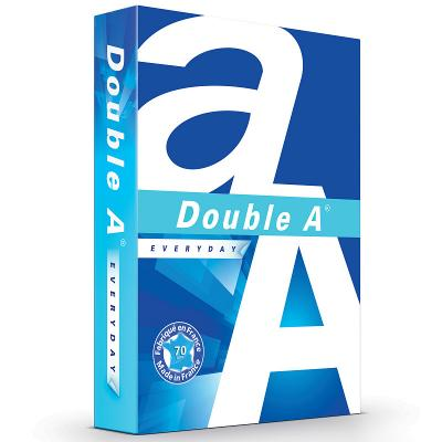 Бумага DOUBLE A, А4, белизна 175%CIE, 70 г/м, 500 л, эвкалипт/R фото