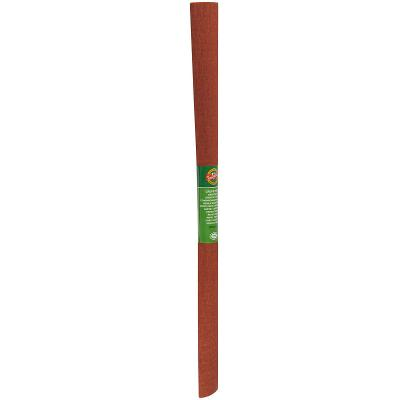 Креп-бумага Koh-I-Noor, коричневый, 2000х500 мм