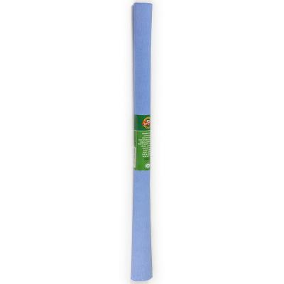 Креп-бумага Koh-I-Noor, светло-голубой, 2000х500 мм
