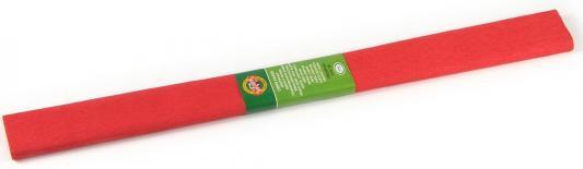 Креп-бумага Koh-I-Noor, светло-красная, 2000х500 мм
