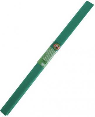 Креп-бумага Koh-I-Noor, темно-зеленый, 2000х500 мм