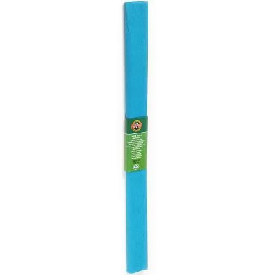 Креп-бумага Koh-I-Noor, голубой, 2000х500 мм