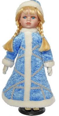 {1} кукла Winter Wings Игрушка СНЕГУРОЧКА, 40 см. пластик, полиэстр|5 пластик полиэстер 40 см игрушка снегурочка 30 см пластик полиэстр 4