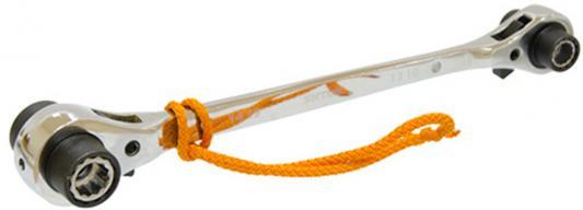 Ключ SHTOK. 23712 накидной трещеточный кусачки shtok 147337