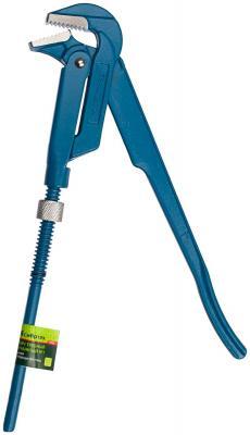 Ключ СИБРТЕХ 15758 трубный рычажный №1 литой ключ сибртех 15769 трубный рычажный ктр 0