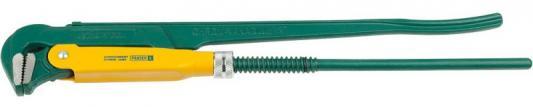Ключ KRAFTOOL 2734-20_z01 трубный тип panzer-l прямые губки cr-v сталь 2 /560мм ключ трубный тип stilson 350 мм cr v кобальт 647 390