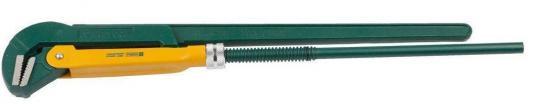 Ключ KRAFTOOL 2734-30_z01 трубный тип panzer-l прямые губки cr-v сталь 3 /670мм ключ трубный тип stilson 350 мм cr v кобальт 647 390
