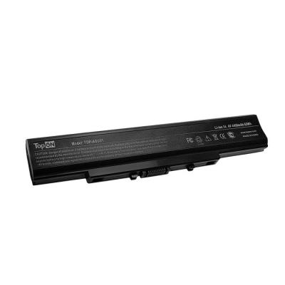 Аккумулятор для ноутбука Asus P31, P41, U31, U41, X35 Series 4400мАч 14.4V TopON TOP-ASU31 42l e701 free shipping 2 modulus 20teeth copper worm gear hole 12mm carbon steel rod gear hole 12mm reducer transmission parts