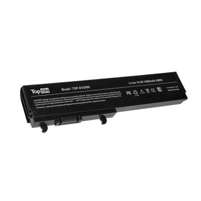 Аккумулятор для ноутбука HP Pavilion dv3000, dv3500 Series 4400мАч 10.8V TopON TOP-DV3000 аксессуар topon st fk 1w наклейка на клавиатуру для ноутбука