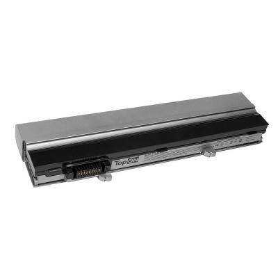 Аккумулятор для ноутбука Dell Latitude E4300, E4310, E4320, E4400 Series. 11.1V 4400mAh 49Wh. CP296, F586J. Серебристый. аккумулятор для ноутбука hp compaq hstnn lb12 hstnn ib12 hstnn c02c hstnn ub12 hstnn ib27 nc4200 nc4400 tc4200 6cell tc4400 hstnn ib12