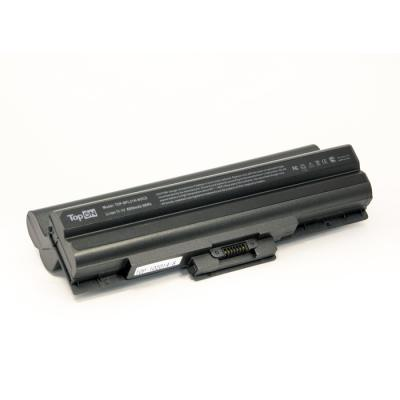 Аккумулятор для ноутбука Sony Vaio VGN-AW, VGN-CS, VGN-FW, VPC-CW, VPC-M, VPC-SR Series 8800мАч 11.1V TopON TOP-BPL21H-NOCD88 free shipping for sony vpc f vpcf138 f127h f119fcx f221 lq164m1la4a lcd screen 16 4 wuxga 2 ccfls for vgn fw laptops