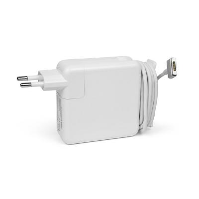 Блок питания для ноутбука Apple MacBook Air 11, 13 с коннектором MagSafe 2. 14.85V 3.05A 45W. MD592Z/A, MD592LL/A. TOP-AP205 аксессуар topon top ap204 18 5v 85w for macbook air 2012 pro retina magsafe 2