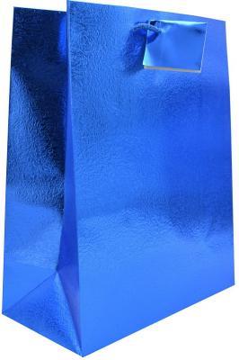 Купить Пакет подарочный металлик, 260*324*127 мм, с тиснением, 2 вида, Winter Wings, Подарочные пакеты
