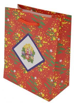 Сумка Golden Gift Новогодний праздник 11.1x13.7x6.2 cм